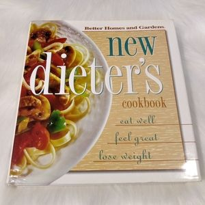 New Dieters cookbook